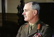 Sir Archibald Wavell Field Marshal (1883-1950)