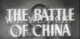 Why We Fight The Battle of China