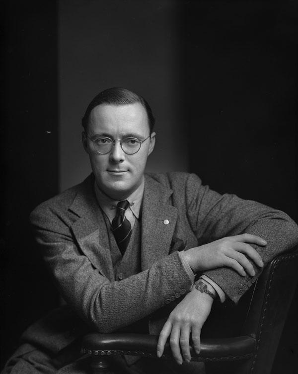 Prins Bernhard der Nederlanden in 1942