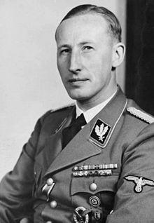 Operatie Anthropoid was een Tsjechisch-Britse actie uit 1942 met als doel het liquideren van de nazileider Reinhard Heydrich.