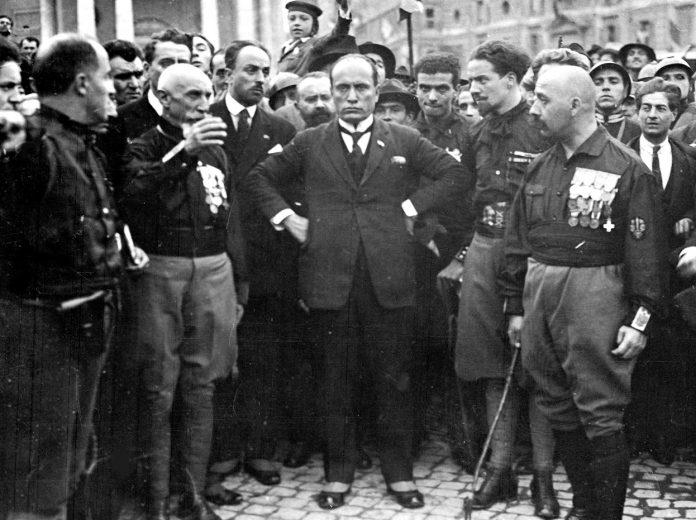 De Mars op Rome was een mars die fascistische Zwarthemden van 27 tot 29 oktober 1922 uitvoerden op Rome, waardoor Mussolini en zijn Partito Nazionale Fascista aan de macht kwamen.
