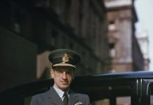 Sir Charles Portal Air Chief Marshal (1893-1971)