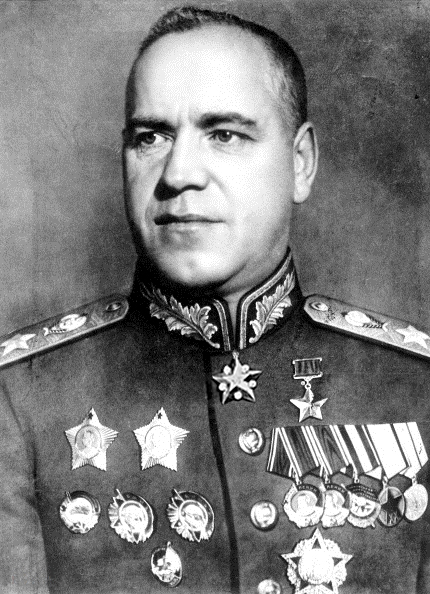 Georgi Zhukov Marshal(1896-1974)