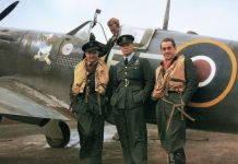 Poolse militairen in dienst RAF