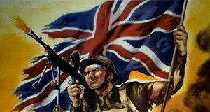 Propaganda voor een staatslening om de oorlog te financieren
