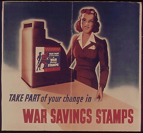War Savings Stamps