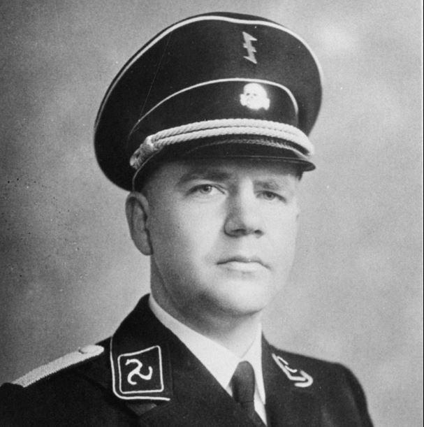 Henk Feldmeijer (1910 - 1945) een Nederlands fascistisch politicus en lid van de Waffen-SS