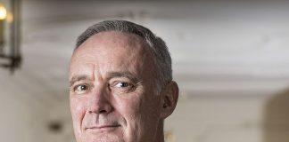 Commandant der Strijdkrachten Generaal Tom Middendorp