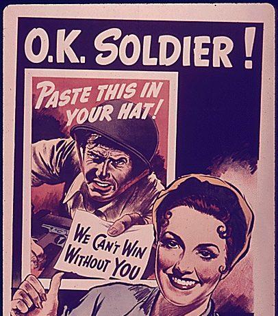 Geallieerde vrouwen in WO2 i