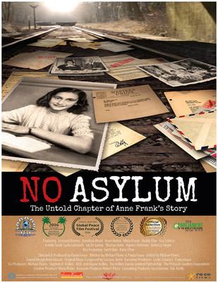 No Asylum (PRNewsfoto/Paradise Filmworks)