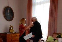 Voorzitter Auschwitz Comité ontvangt hoge onderscheiding Oostenrijk